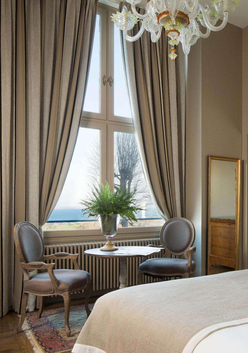 Hotelzimmer Ferme Saint Siméon