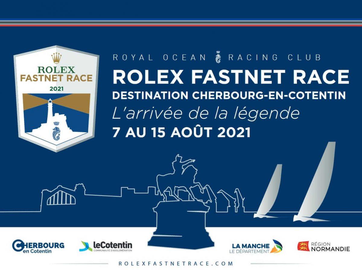 Logo Rolex Fastnet Race