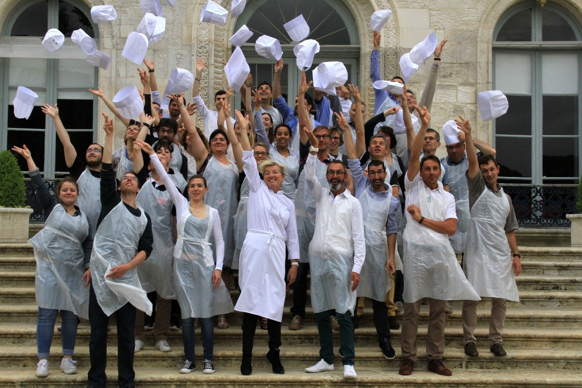 Incentive Kochkurs im Seine-Tal