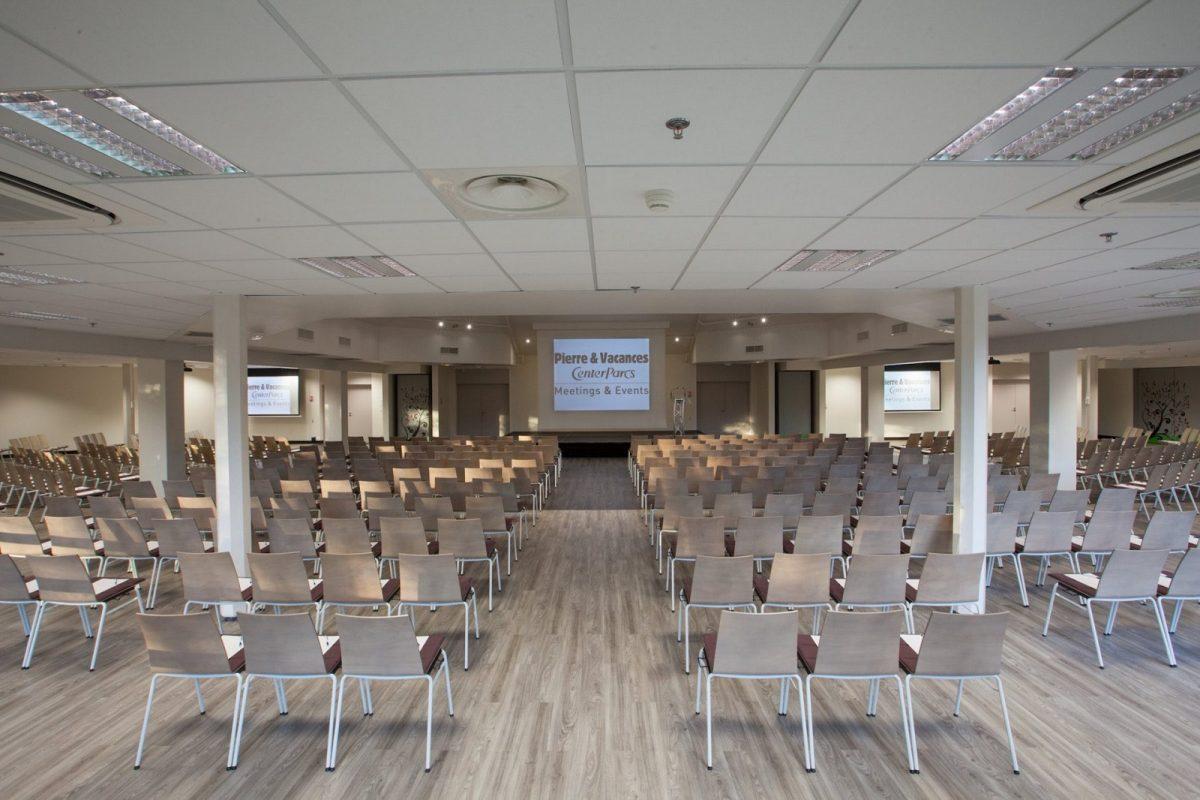 Seminarraum Center Parcs Domaine des Bois-Francs