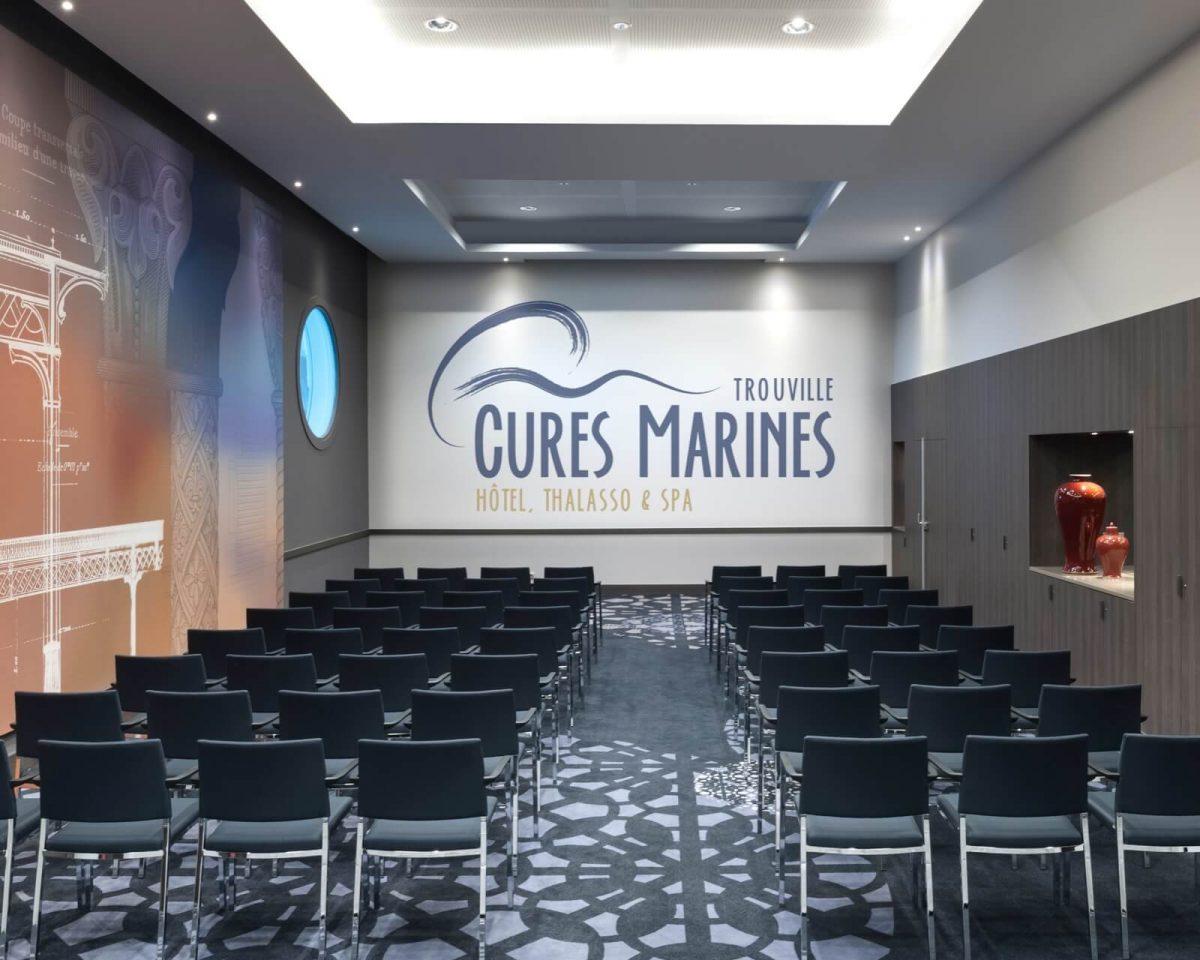Seminarraum Cures Marines Trouville