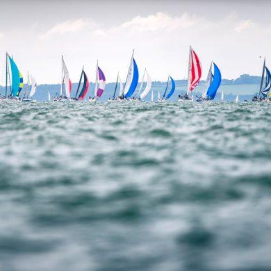 Rolex Fastnet Race nimmt Kurs auf Cherbourg
