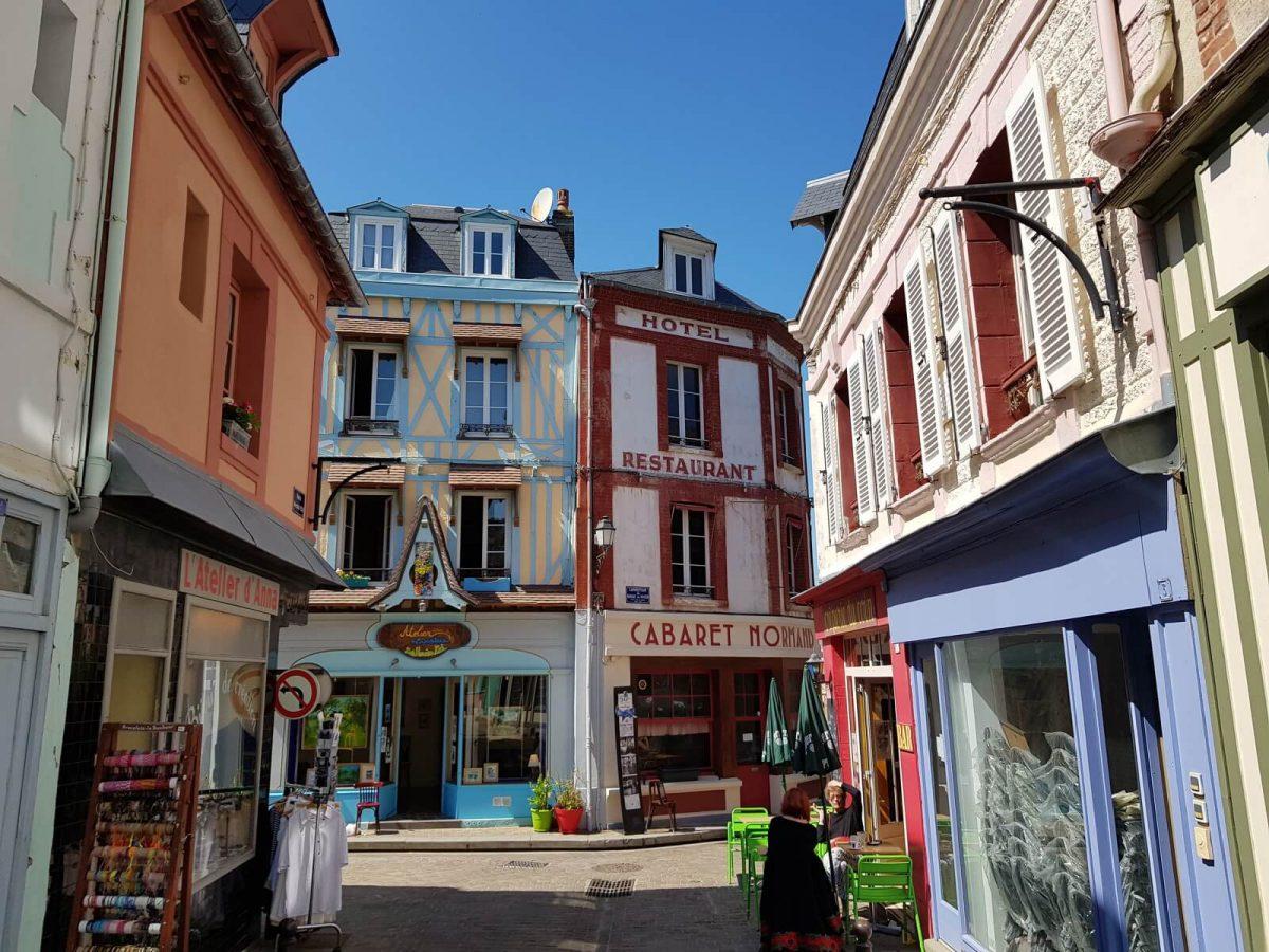 Restaurant Cabaret Normand in Villerville