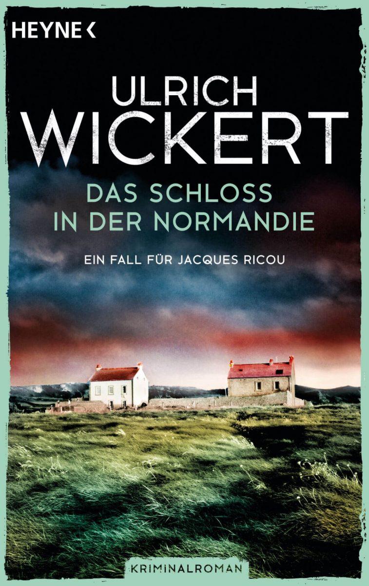 Buchcover Ulrich Wickert, Heyne Verlag