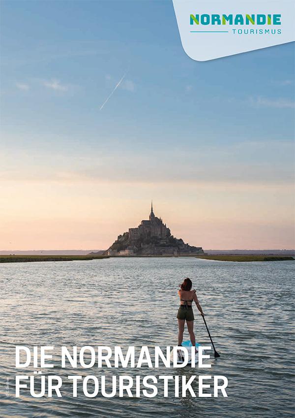 Die Broschüre für Touristiker Normandie