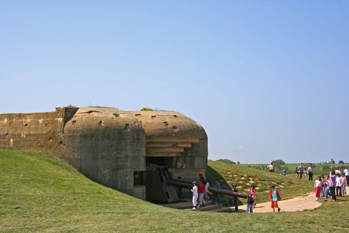 Küstenbatterie Longues-sur-Mer