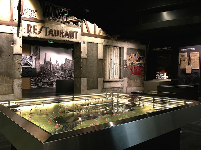 Memorial von Caen
