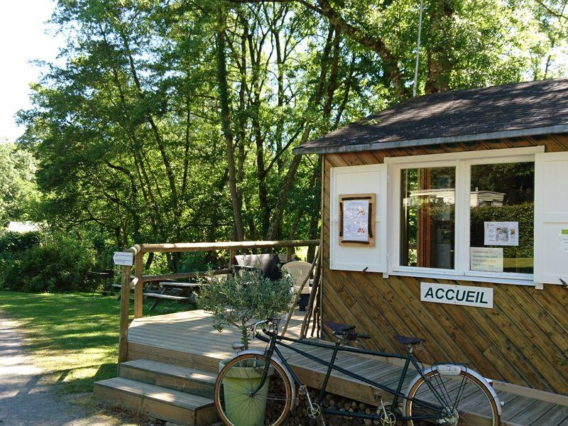 Empfang Camping de la Rouvre