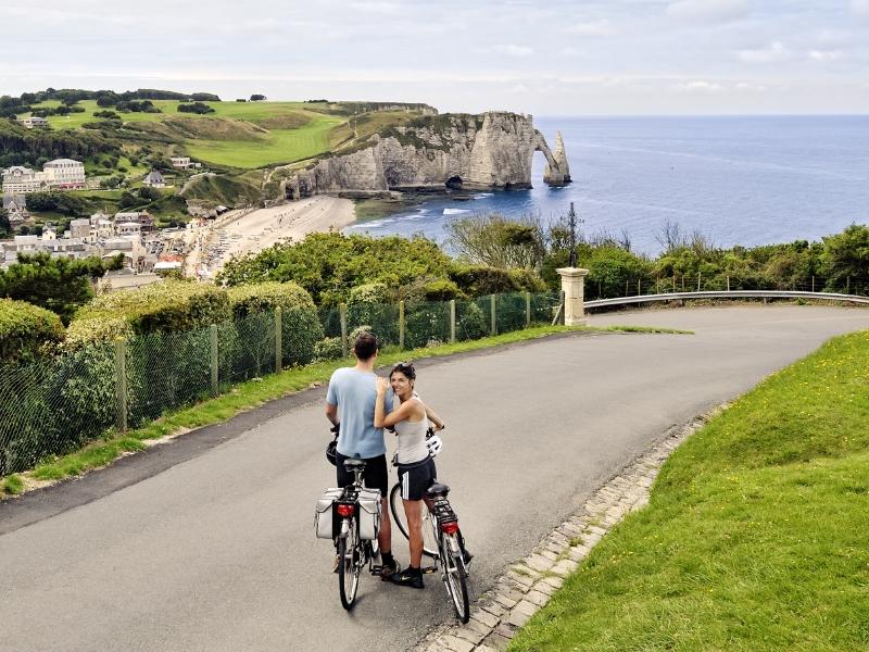 Tour de la Seine-Maritime à vélo